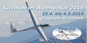 Kitzbüheler Alpenpokal 2014 vom 25.4. bis 4.5.2014