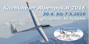 Kitzbüheler Alpenpokal 2016 vom 30.4. bis 7.5.2016