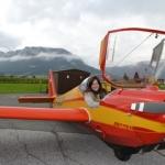 Gratulation an unsere 6 neuen Piloten/-innen am Flugplatz St.Johann