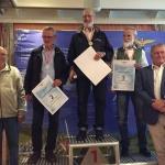 Gratulation an Reinhard Haggenmüller zum Sieg der Seniorenklasse der dezentralen Staatsmeisterschaft 2018!
