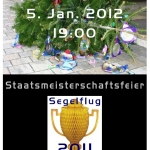 After Cristmas-Party & Staatsmeisterschaftsfeier