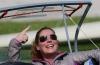 Segelflugprüfung Marina & Manuel sowie erste Alleinflüge von Armin & Toni und MIM-Prüfung Sebastian