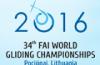 34th FAI World Gliding Championships – Pociunai