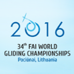 34th FAI World Gliding Championships – Pociunai