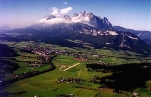 Herzlich Willkommen beim Fliegerclub St.Johann in Tirol