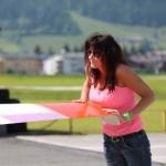 Zur Abwechslung mal wieder eine neue Pilotin – Erstflug Marina Gasteiger am 11.12.2014
