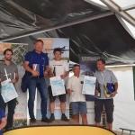Staatsmeister- und Vizestaatsmeistertitel bei der österr. STM im Streckensegelflug 2019