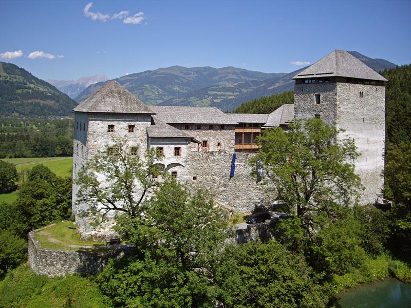 Burg Kaprun im Pinzgau