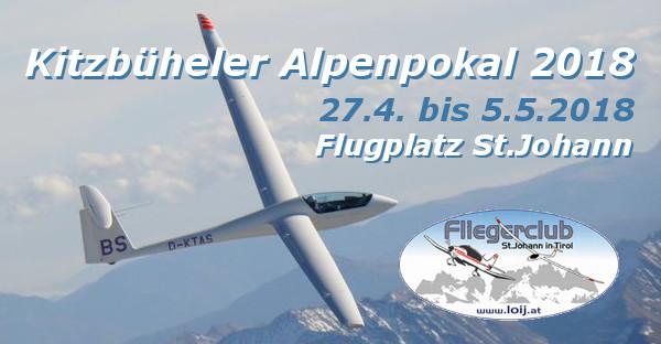 Kitzbüheler Alpenpokal 2018 vom 37.4. bis 5.5.2018
