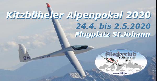 Kitzbüheler Alpenpokal 2020 vom 24.4. bis 2.5.2020